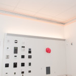 TJa, neue Decke drin und die 1. Lampe ist?! RICHTIG! Eine Wandlampe! :)